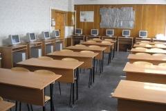 Навчальний корпус та майстерні