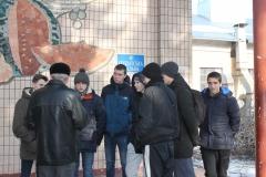 Навчально-польові збори