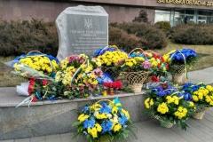 Вшанування пам'яті Героїв Небесної Сотні