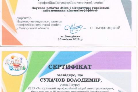 Україна очима молоді