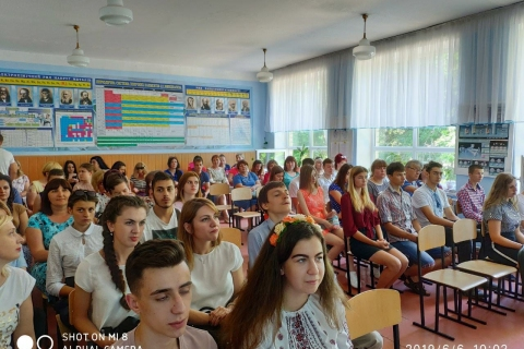Клуб лідерів учнівського самоврядування