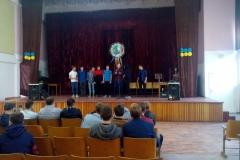 Клуб веселих та кмітливих_2018