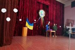 Наш ліцей святкує Новий рік